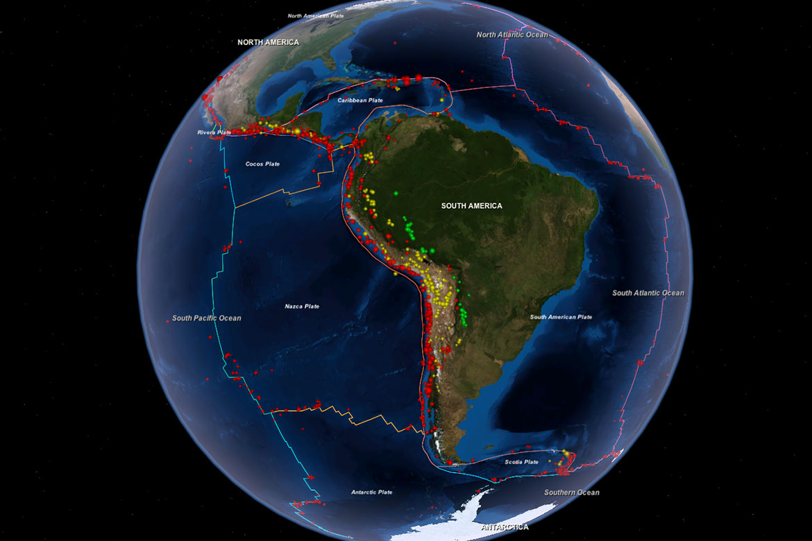 earth science geology earthquakes layered simulation uses geography revolution meteorology effect faults slide education topics